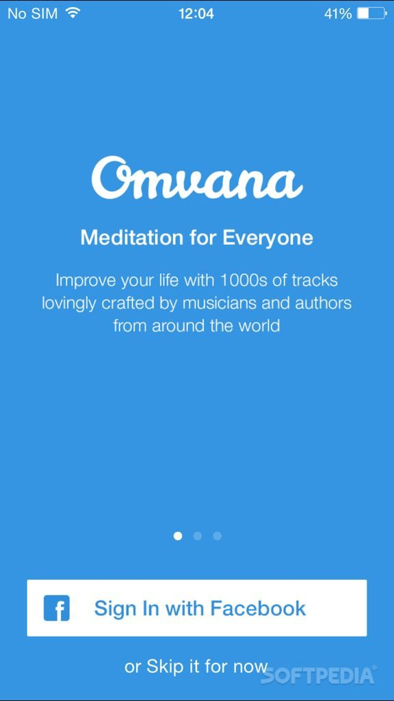 omvana-app is one of the apps that help overcome depression